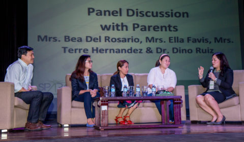 Parents share their experiences in raising digital natives and the challenges of supporting the new techniques of learning.